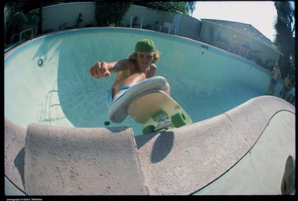 """You didn't quit skateboarding because you got old, you got old because you quit skateboarding.""  -#JayAdams"