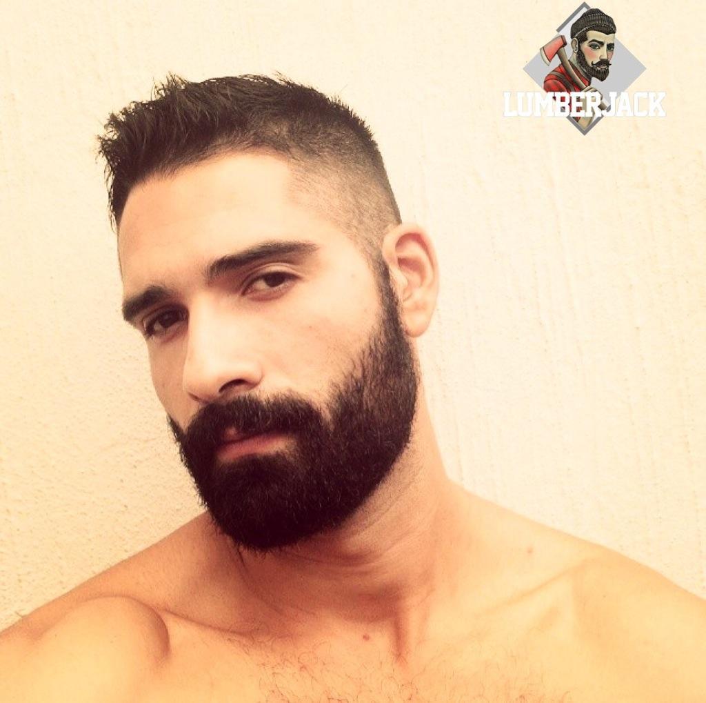 Fine Lumberjack On Twitter Come To The Beard Side Lumberjackapp Natural Hairstyles Runnerswayorg