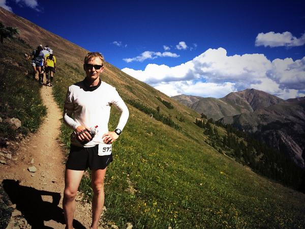Holy shit. Another ridiculous #LT100 finish by @sritchie. So proud baby! http://t.co/R7jmKZht3M http://t.co/KJmaphog8x
