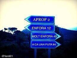 """Doy fe """"@jesusdemiguel: Sí, en #Mallorca el concepto de distancia es más o menos este /vía @Rosallobera http://t.co/puf2n3JZPE"""""""