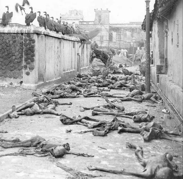 The Bengal Famine: How the British engineered the worst genocide in human history for profit | http://t.co/TAh2ig0gYe http://t.co/zDEVxOkgAJ