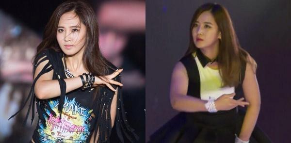 Idols that got bashed for putting on weight - Random - OneHallyu