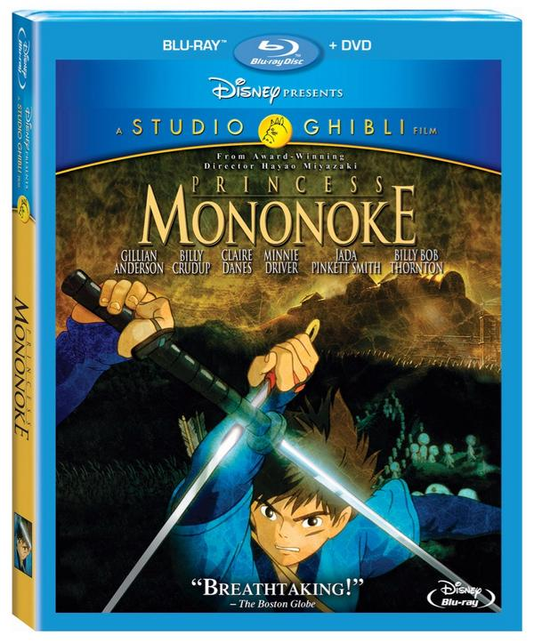 Here is the Princess Mononoke Blu-ray cover art. http://t.co/ziJJfQ7pbK http://t.co/s5335y100R