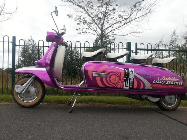 Jubilee Scooters On Twitter Our Famous Limo Lambo Vicky McClure CarolActress Quadrophenia Uk TheQHQ Mikebrewer AbsoluteKinks Tco 2GGLvXSQvQ