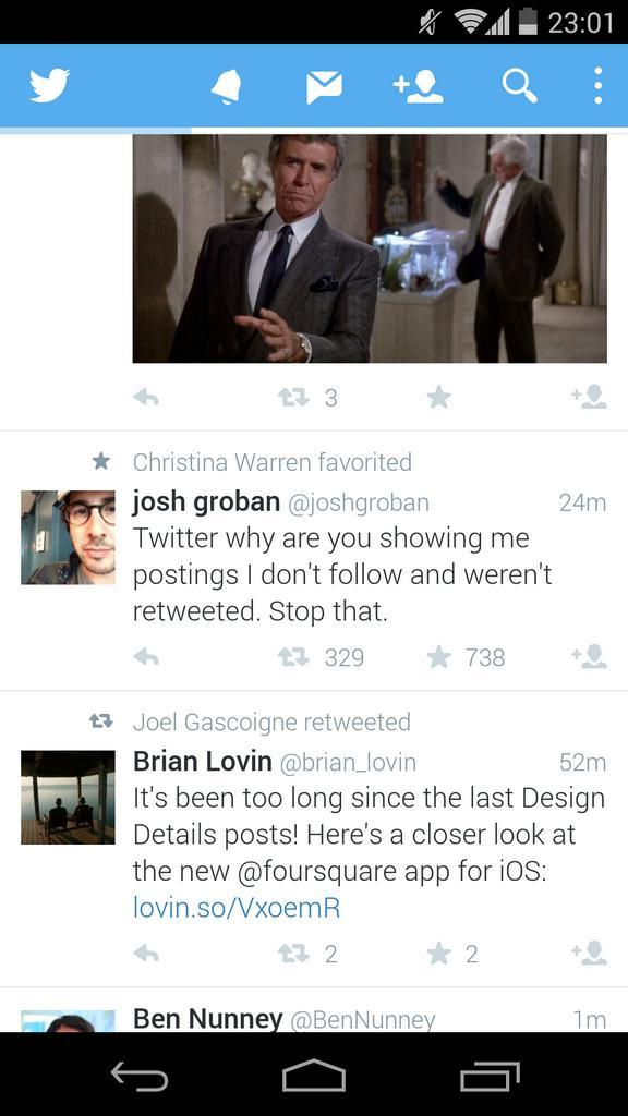 Twitter's Latest Experiment Puts Favorites in the Timeline, Users Not Impressed