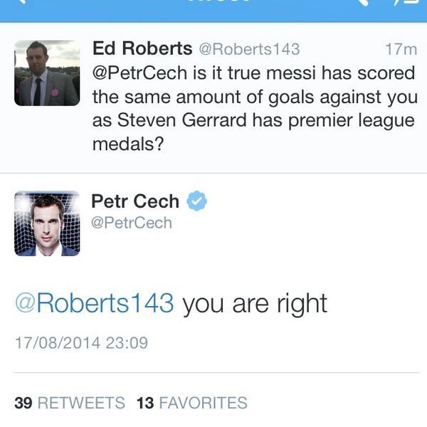The Petr Cech Thread - Page 3 BvReZpFCIAAo5AO