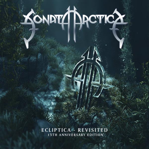 Sonata Arctica、デビュー15周年を記念してデビュー作を再録!「Ecliptica-Revisited (15th Anniversary Edition」、10/22発売決定!http://t.co/2eZWOBkO8n http://t.co/71sGePbU3O