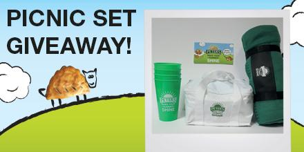 It's the 3rd week of our picnic giveaway! As always, there's two up for grabs. RT by Thurs 21st 23.59 BST for ch... http://t.co/LNS0c0khhO