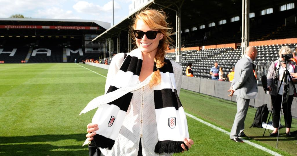 "Fulham F C News: Fulham Football Club On Twitter: ""Nice To See"