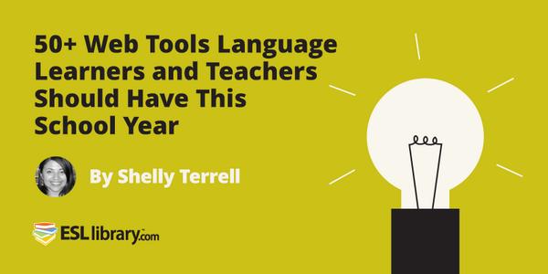 50+ #backtoschool Web Tools by @ShellTerrell http://t.co/RTag9puU6P #English #ELT #edchat http://t.co/cLlA33ETgu