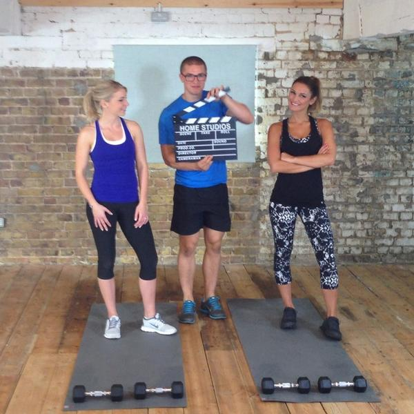 test Twitter Media - Celebrity Fitness at The Loft today http://t.co/DQmvdlYmb3