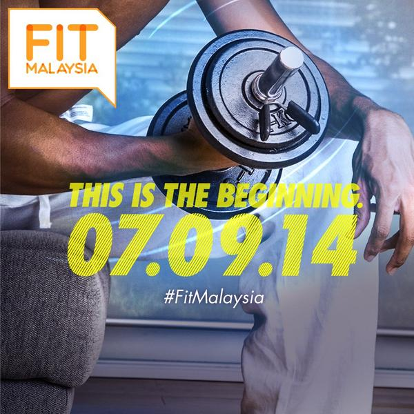 Better, stronger together. #FitMalaysia http://t.co/xrMYpun9RF