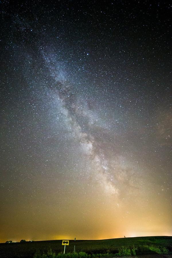 Milky Way over Iowa http://t.co/6ZFHlWDeab