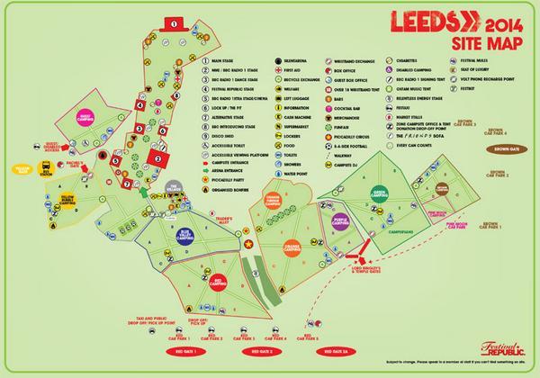 "Reading & Leeds Fest On Twitter: ""Leeds Festival Peeps, Your Site Awaits You! #LeedsFestival"