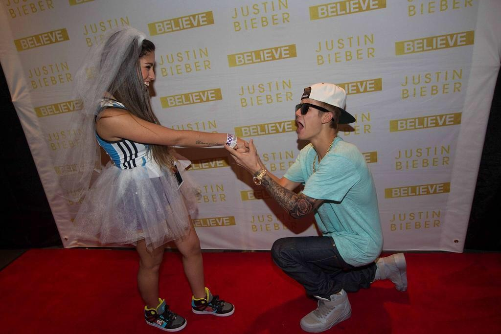 justin bieber meet and greet indonesia volcano