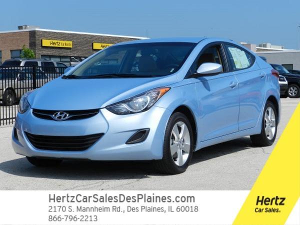 Hertz Car Sales On Twitter 2013 Hyundai Elantra Gls Des