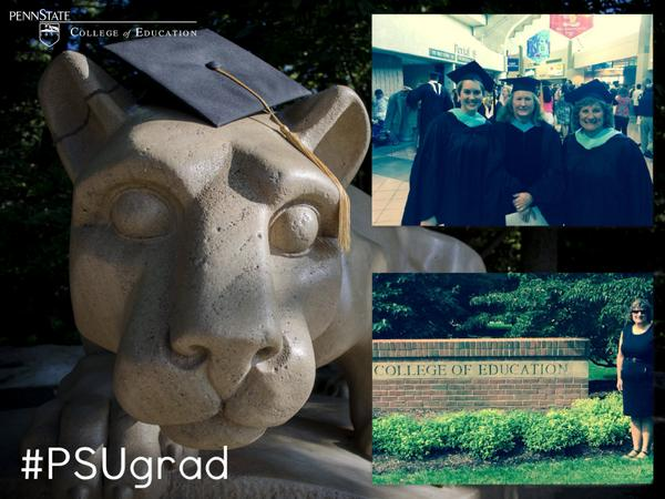 We <3 our grads! Have commencement photos that you would like to share? Tweet us w/ the hashtag #PSUgrad http://t.co/FzjIgHvuHw