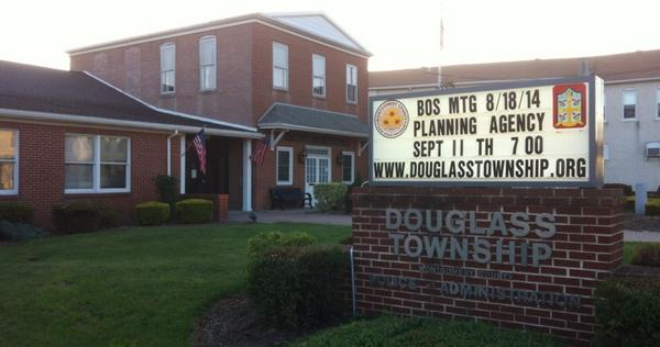 The Douglass (Mont.) Supervisors meeting, held here, starts in 15 minutes. http://t.co/szE2PdExz3