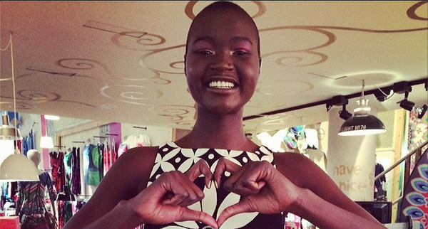 Sudanese model Ataui Deng missing, last seen in #NYC 10 days ago. Please spread the word: http://t.co/ryUzR0cwEf http://t.co/uanZo4LPJH