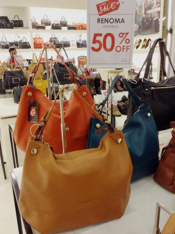 Sogo Malaysia On Twitter Hobo Handbags By Renoma At Beauty Arcade Gf 50 Off See You Our 1malaysia Mega Carnival Until 1 Sept