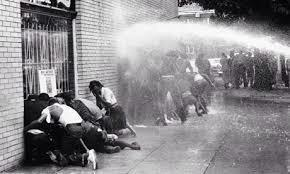 "I'd love 2 see @rosemarycnn take the ""water canon challenge""   When you're done, challenge 3 more racists. #Ferguson http://t.co/VIGU9od7iK"