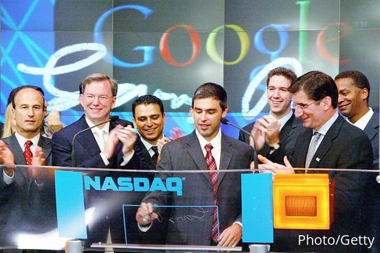 RT @WSJmarkets: A $10,000 investment in Google at its $85 IPO price would be worth $139,458.82 today: http://t.co/GTfq5MuJrI http://t.co/au…