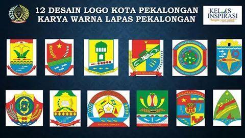 Pekalongan در توییتر 12 Desain Logo Kota Pekalongan Karya Warga Binaan Lapaspekalongan Yg Mgikuti Sayembara Prubahan Lambang Daerah Http T Co Royndfzj0u
