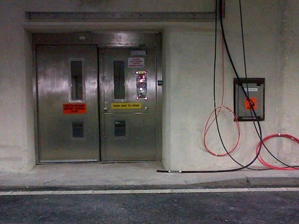 New emergency phones and exits #brumtunnels http://t.co/VloB369JGn