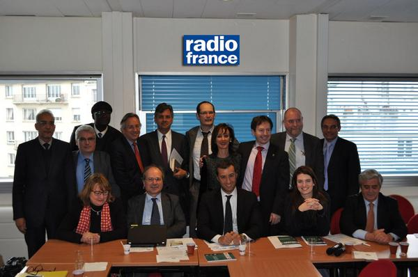 General meeting of the WRD Committee on Radio France, Paris, on February 14 th, 2014