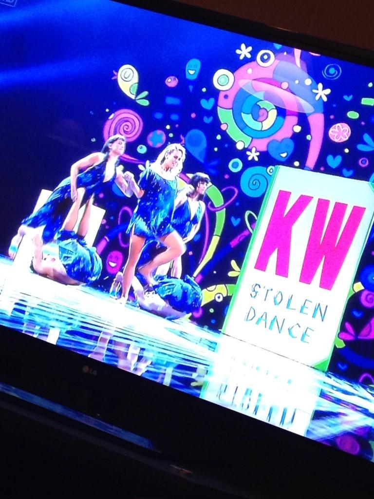 RT @splishsplosh100: Amazing performance Kimberly !!! You were amazing 😘 @KimberlyKWyatt #GotToDance http://t.co/tDIJvsqvc6