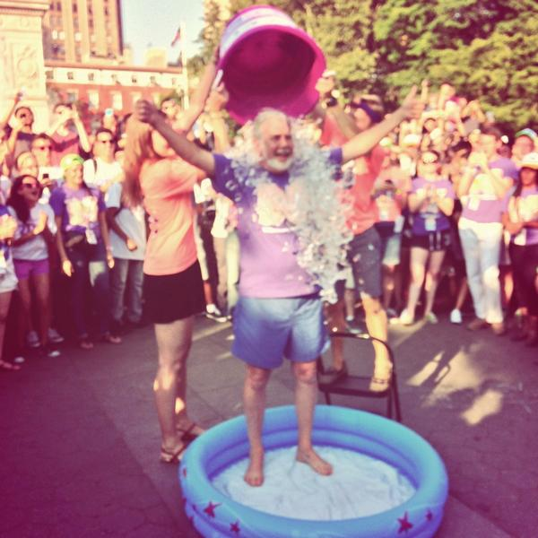 John Sexton completes the #ALSIceBucketChallenge http://t.co/2dSeksp8aU