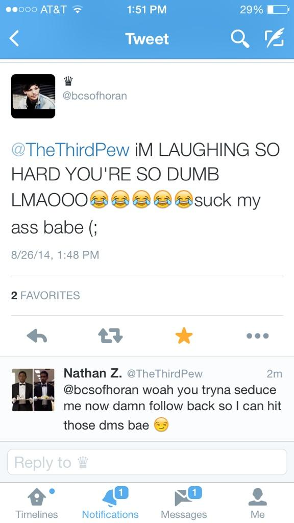 Nathan Zed On Twitter You Have To OUTDUMB Fangirls To Get - 29 stupidest things happen 2014