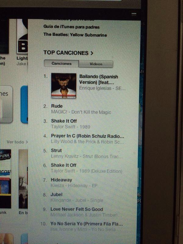 Ya estamos en décimo lugar! Muchísimas gracias!!! Esto es por ustedes! http://t.co/9y7gnVegY9