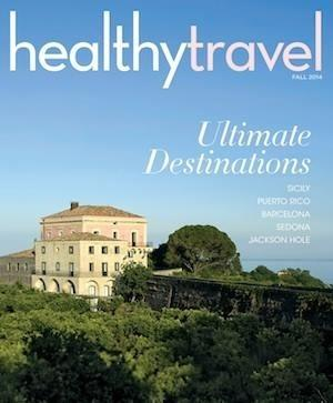 We are featured in the fall issue of @healthytravmag  Thank you @alisonlewis @AnnaParry @LDPR @lauradavidson