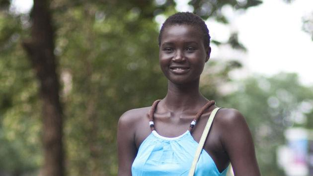 After reports of being missing, model Ataui Deng has been found: http://t.co/VXnc8CPqWz http://t.co/kfqNkwkrOv