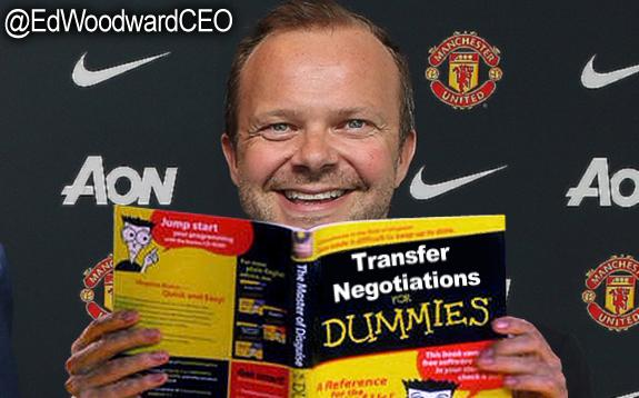 """Ed Woodward on Twitter: """"I should have read this ages ago... #mufc  http://t.co/0Q13etIoWu"""""""