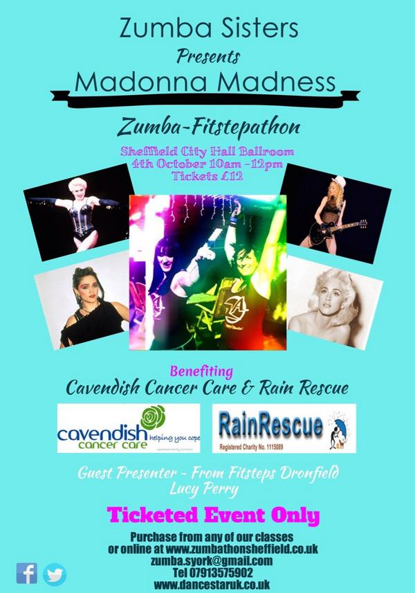 past event zumba fitstepathon sheffield what 39 s on where. Black Bedroom Furniture Sets. Home Design Ideas