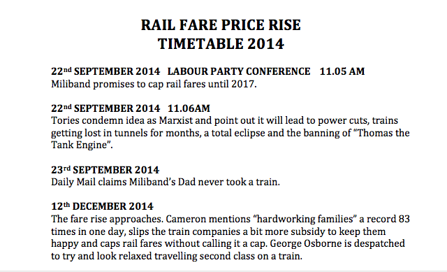 Rail fare price rises: the official timetable http://t.co/Dqp4hVgAdX