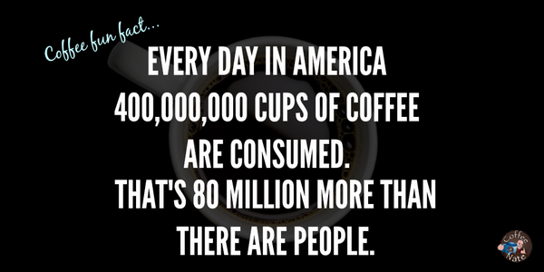 Coffee fun fact... ☕ #coffee #coffeefacts http://t.co/MYcMpenkxM