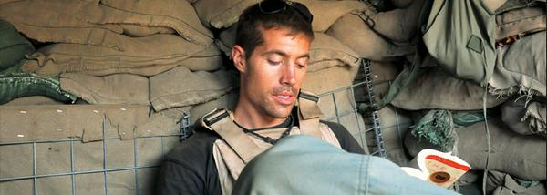 This is how we prefer to think about James Foley.  Our hearts are with his family. http://t.co/uEiR5JLuYF