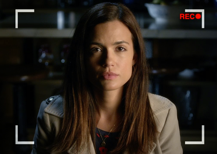 Melissa's secrets are finally revealed in a video she left for Spencer. (Twitter, @ABCFpll)
