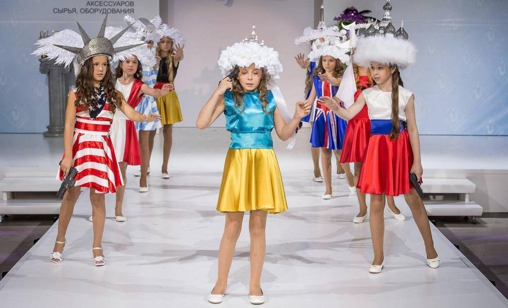 нужны дети для показа мод 2016 бань, саун