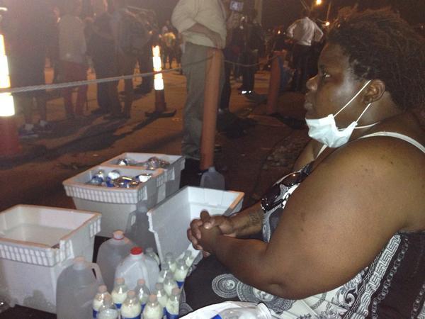 Kindness in Ferguson after Michael Brown's death - CNN.com