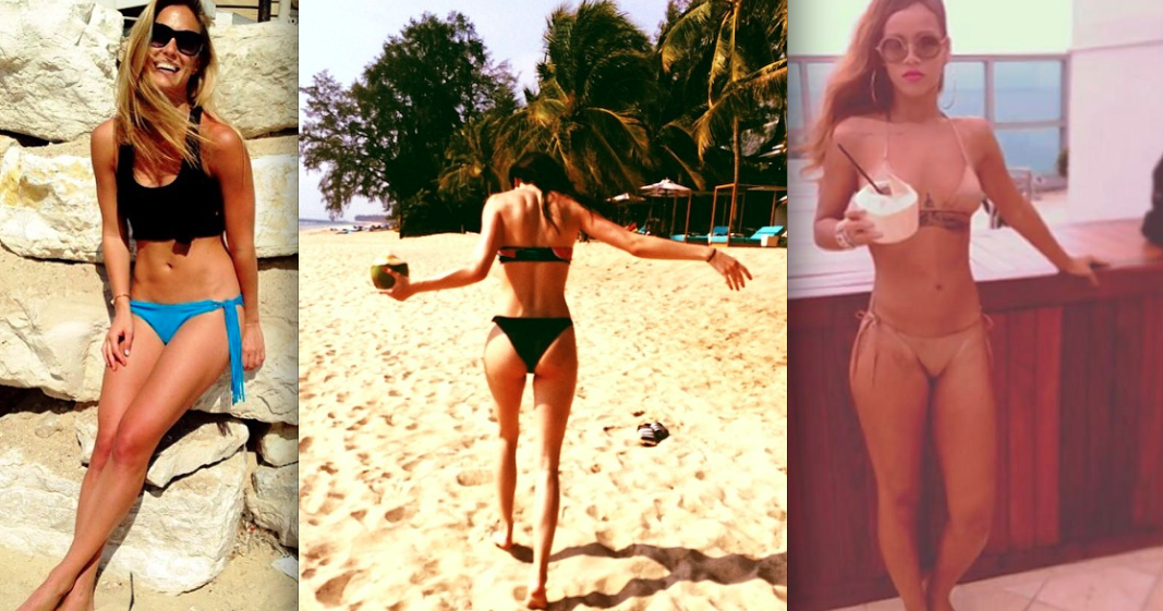 These celebrities are smoldering! Summer's sexiest beach bodies: http://t.co/NgouTtmxBL http://t.co/E6oC8boliZ