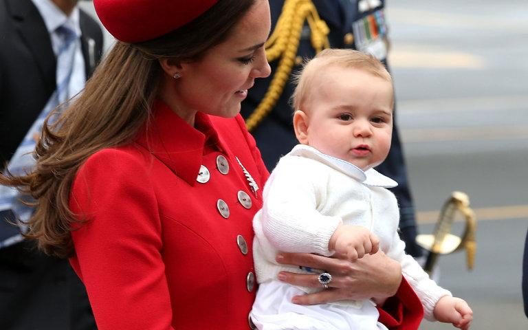 You have to see this adorable new photo of Prince George: http://t.co/u2q8tJ01R7 http://t.co/80DCPBCd6w