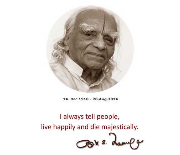 BKS Iyengar's official website has been updated with this simple and elegant image and message: http://t.co/cJFe46FUra