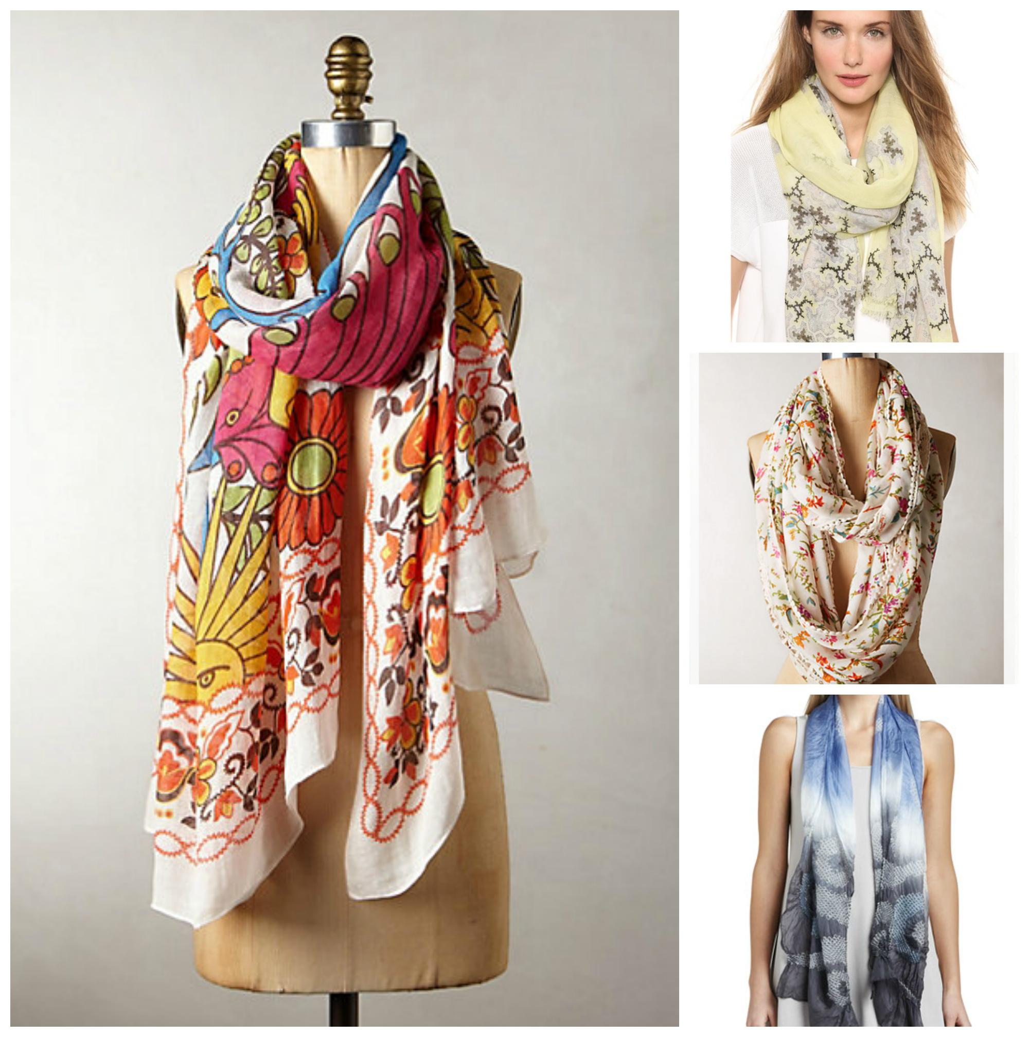 20 cute scarves to wear for summer AND fall: http://t.co/Dci8HaVLHg http://t.co/rYaNaRvBNN
