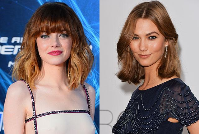 7 easy (and so, so pretty) celeb-inspired ways to style the lob, a.k.a. the cut that won 2014: http://t.co/vOoiQv3lsY http://t.co/K6Uz981YCa