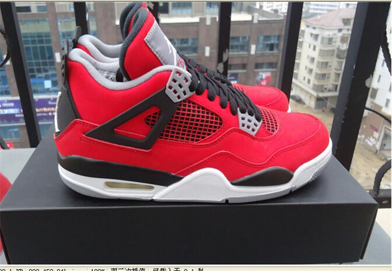 competitive price 7f2f4 d6b99 COMING SOON  Air Jordan 4 Retro Fire Red zapatillas jordan retro toro bravo