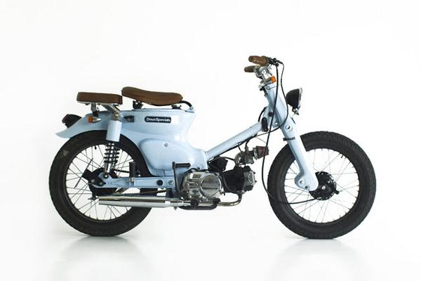"Modified Bikes On Twitter: ""Honda C70 City Cub Http://t.co"